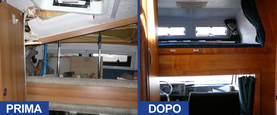 Servizi camper archives for Mobili interni